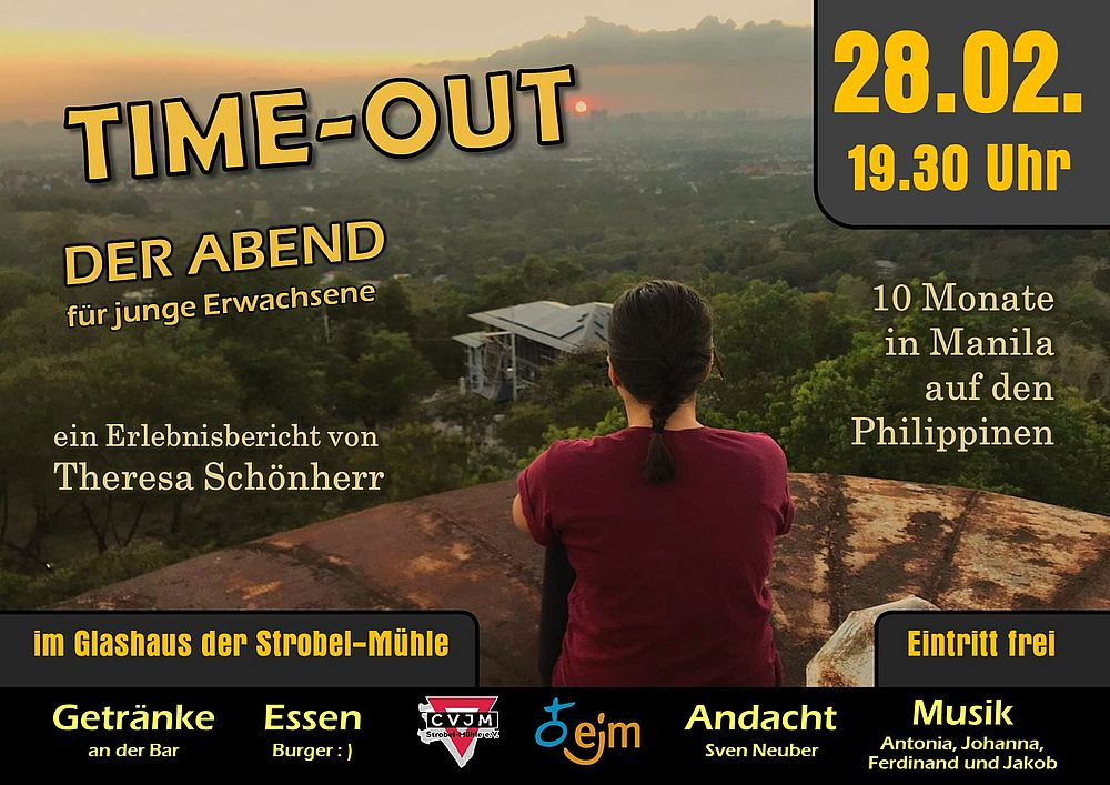 Flyer TIME-OUT 28.02.2020