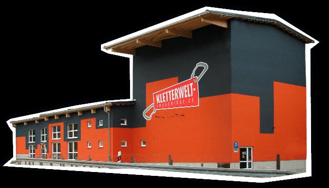 Kletterwelt-Erzgebirge Halle